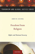 Cover of Freedom From Religion