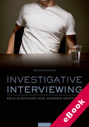 Cover of Investigative Interviewing: The Conversation Management Approach (eBook)
