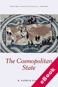 Cover of The Cosmopolitan State (eBook)