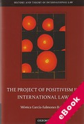 Cover of The Project of Positivism in International Law (eBook)