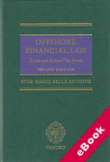 Cover of Offshore Financial Law: Trusts and Related Tax Issues (eBook)