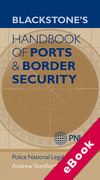 Cover of Blackstone's Handbook of Ports & Border Security (eBook)