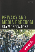 Cover of Privacy and Media Freedom (eBook)