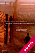 Cover of The Borders of Punishment: Migration, Citizenship, and Social Exclusion (eBook)