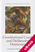 Cover of Constitutional Courts and Deliberative Democracy (eBook)