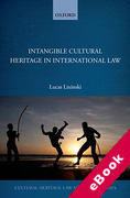Cover of Intangible Cultural Heritage in International Law (eBook)