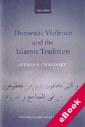 Cover of Domestic Violence and the Islamic Tradition (eBook)