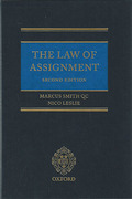 Cover of The Law of Assignment