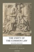 Cover of The Unity of the Common Law