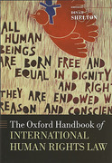 Cover of The Oxford Handbook of International Human Rights Law