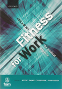 Cover of Fitness for Work: The Medical Aspects