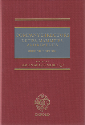 company directors duty and remedies Corporate governance and directors' duties in the uk (england and  and  companies together to share practices and develop solutions to.