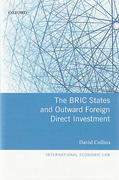 Cover of The BRIC States and Outward Foreign Direct Investment