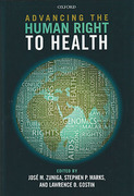 Cover of Advancing the Human Right to Health