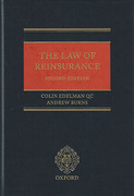 Cover of The Law of Reinsurance