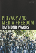 Cover of Privacy and Media Freedom