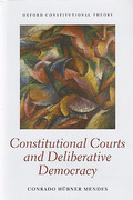 Cover of Constitutional Courts and Deliberative Democracy
