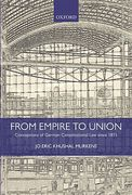 Cover of From Empire to Union: Conceptions of German Constitutional Law Since 1871