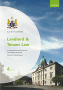 Cover of Law Society of Ireland: Landlord and Tenant Law