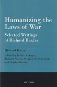 Cover of Humanizing the Laws of War: Selected Writings of Richard Baxter