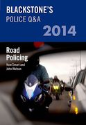 Cover of Blackstone's Police Q&A 2014: Road Policing