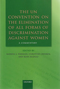 Cover of The UN Convention on the Elimination of All Forms of Discrimination Against Women: A Commentary
