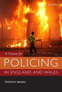 Cover of A Future for Policing in England and Wales