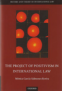 Cover of The Project of Positivism in International Law