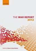 Cover of The War Report: 2012