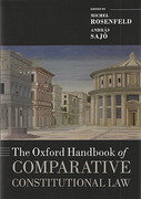 Cover of The Oxford Handbook of Comparative Constitutional Law
