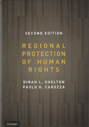 Cover of Regional Protection of Human Rights