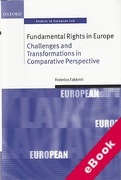 Cover of Fundamental Rights in Europe: Challenges and Transformations in Comparative Perspective (eBook)