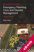 Cover of Blackstone's Emergency Planning, Crisis, and Disaster Management (eBook)