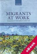 Cover of Migrants at Work: Immigration and Vulnerability in Labour Law (eBook)