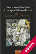Cover of Constitutional Secularism in an Age of Religious Revival (eBook)