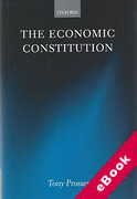 Cover of The Economic Constitution (eBook)