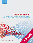 Cover of The War Report: Armed Conflict in 2013 (eBook)