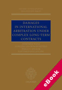 Cover of Damages in International Arbitration Under Complex Long-term Contracts (eBook)