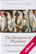 Cover of The Structure of Pluralism: On the Authority of Associations (eBook)