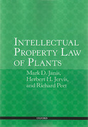 Cover of Intellectual Property Law of Plants
