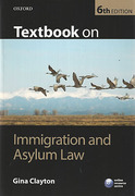 Cover of Textbook on Immigration and Asylum Law