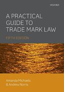 Cover of A Practical Guide to Trade Mark Law