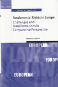 Cover of Fundamental Rights in Europe: Challenges and Transformations in Comparative Perspective