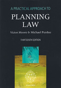 Cover of A Practical Approach to Planning Law