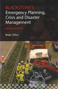 Cover of Blackstone's Emergency Planning, Crisis, and Disaster Management