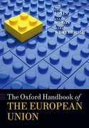 Cover of The Oxford Handbook of the European Union