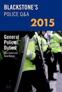 Cover of Blackstone's Police Q&A 2015: General Police Duties
