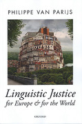 Cover of Linguistic Justice for Europe and for the World