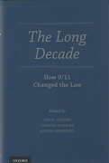 Cover of The Long Decade: How 9/11 Changed the Law