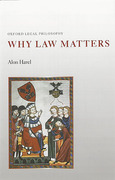 Cover of Why Law Matters